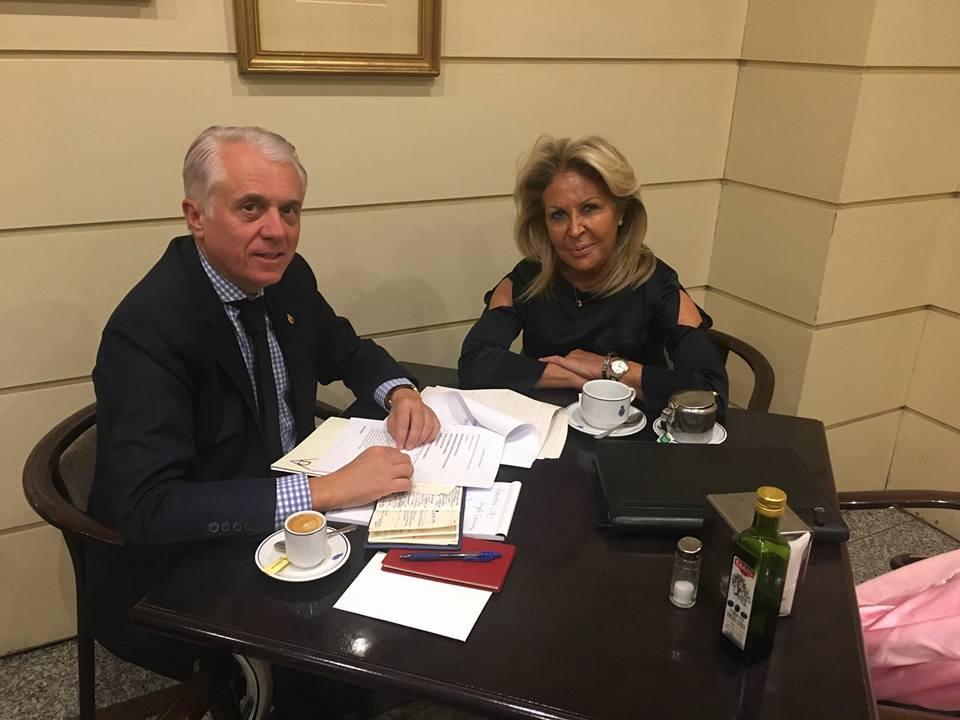 Reunión con Don Manuel Altava Lavall